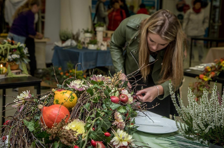 Podzimní Flora Olomouc 2020Hortikomplex