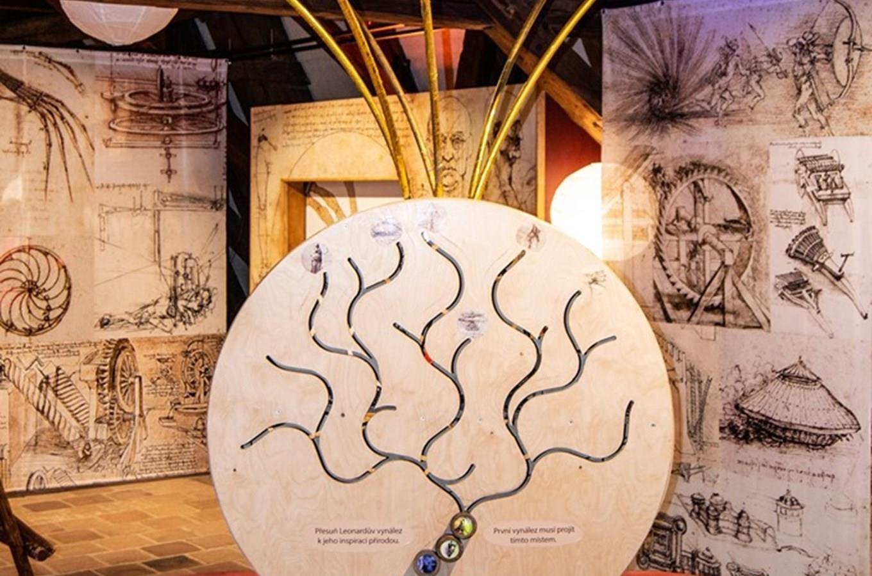 Leonardo: Cesta do tvořivé mysli renesančního...