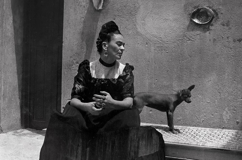 Frida Kahlo: Její fotografie