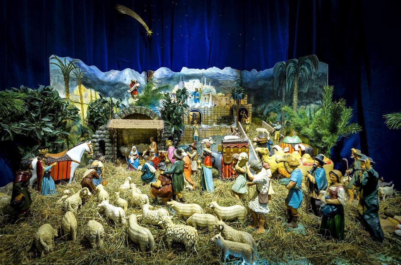 Betlémy 2020Vánoce v Týnském chrámu