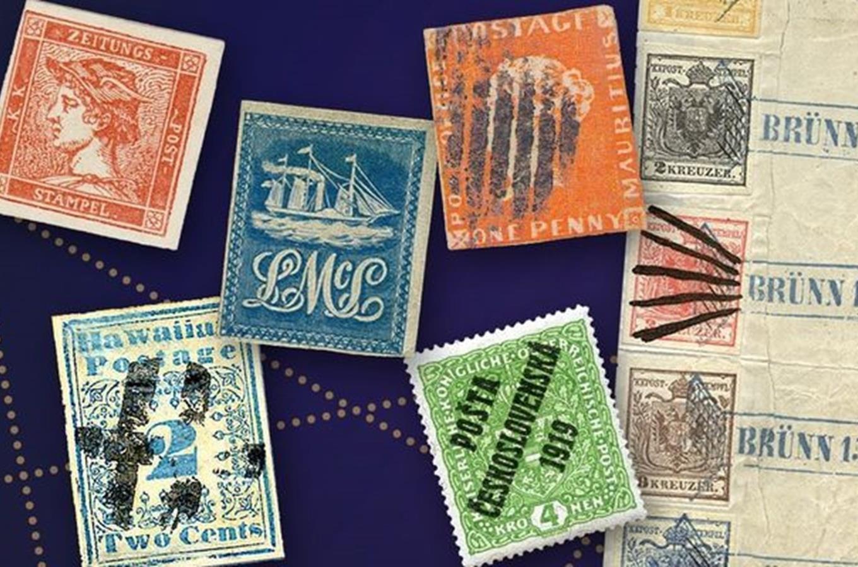 Poklady světové filatelie v Národním muzeu