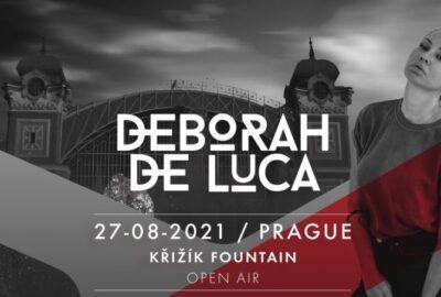 Deborah De Luca – Výstaviště Praha