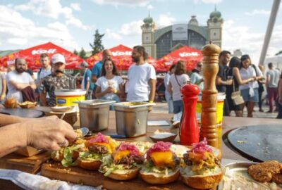 Burgerfest – Výstaviště Praha