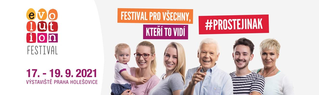 Festival Evolution – Výstaviště Praha